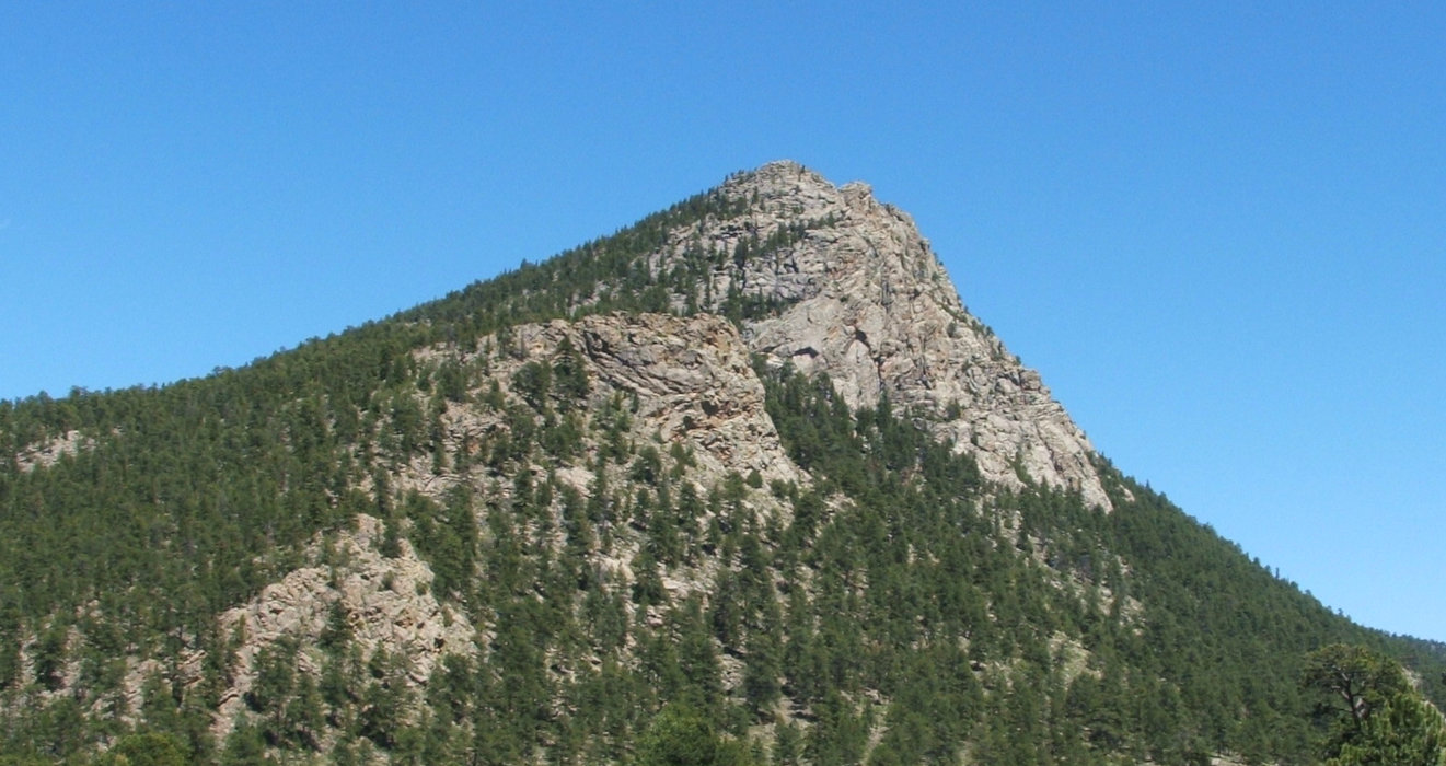 Mount olympus hike roosevelt national forest colorado mount olympus rises like a sentinel above the eastern side of estes park sciox Choice Image